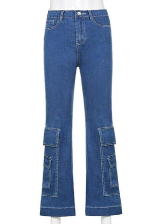 Tori Baggy Denim Jeans