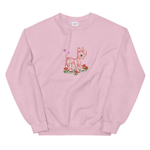 Load image into Gallery viewer, Baby Deer Crewneck