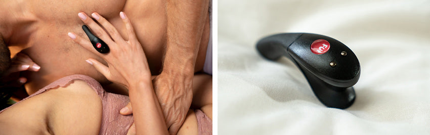 BE ONE Couples Vibrator Two Men