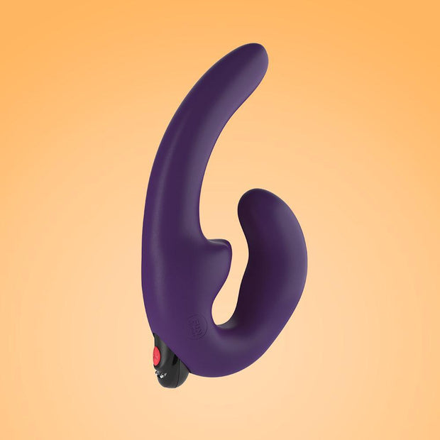 FUN FACTORY - Doppelvibrator SHAREVIBE dark violet