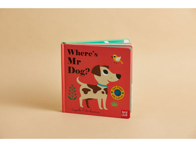 Where's Mr. Dog? children's book by Ingela P. Arrhenius