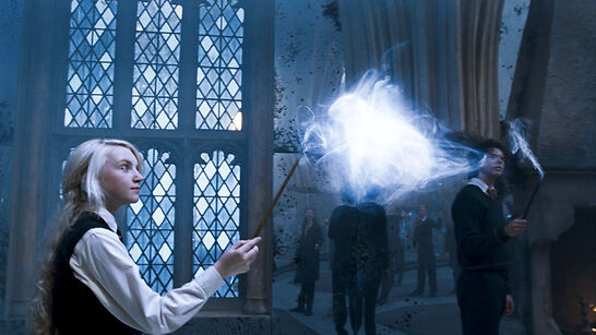 harry potter Patronus. house of spells . harry potter blogs