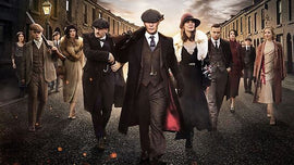 peaky blinders. peaky blinders characters. peaky blinder gifts. house of spells.