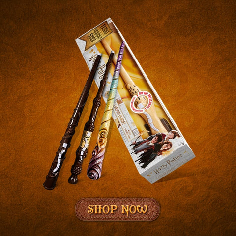 Harry Potter Toy Wands
