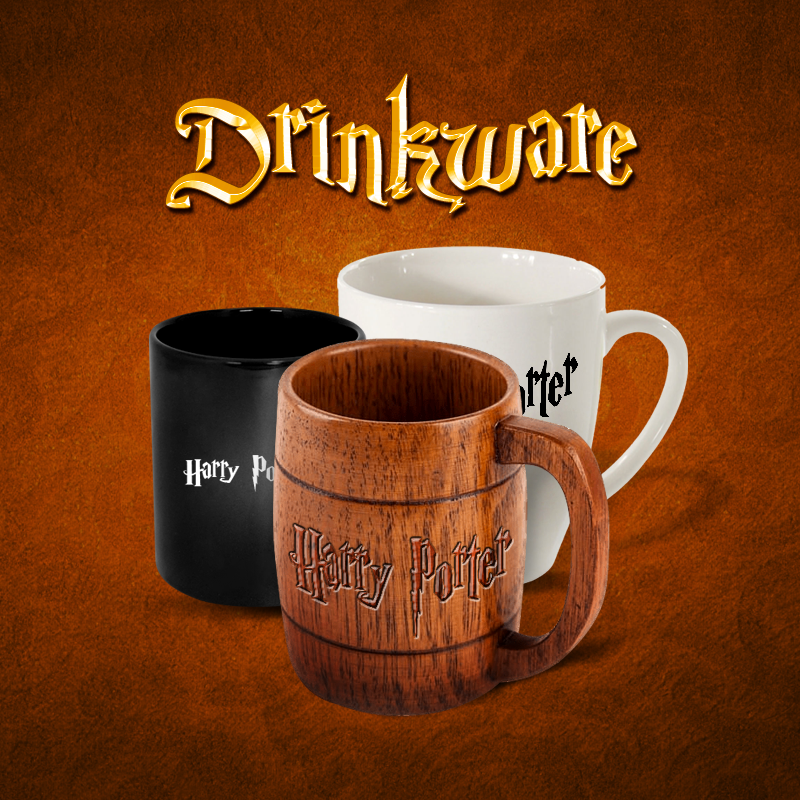 Harry Potter Drinkware
