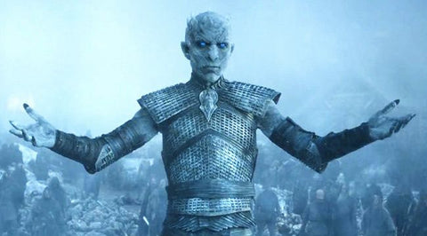 Game Of Thrones- The Night King - White Walkers