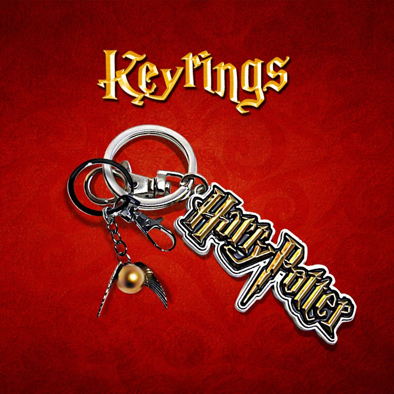 Harry Potter Keyrings