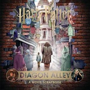 Official Harry Potter - Diagon Alley: A Movie Scrapbook at the best quality and price at House Of Spells- Harry Potter Themed Shop In London. Get Your Harry Potter - Diagon Alley: A Movie Scrapbook now with 15% discount using code FANDOM at Checkout. www.houseofspells.co.uk.