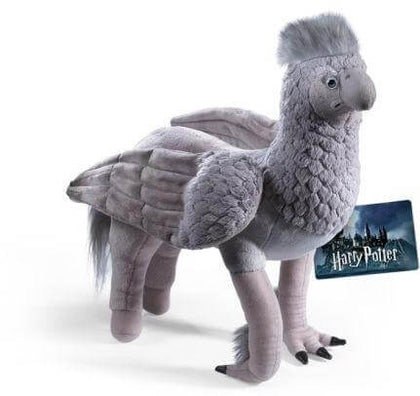 Official Buckbeak Collector- Plush at the best quality and price at House Of Spells- Harry Potter Themed Shop In London. Get Your Buckbeak Collector- Plush now with 15% discount using code FANDOM at Checkout. www.houseofspells.co.uk.