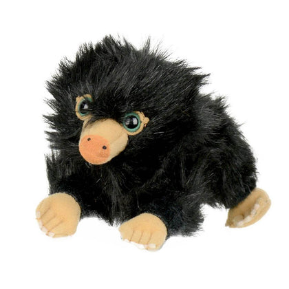 Official Baby Niffler Plush - Black at the best quality and price at House Of Spells- Harry Potter Themed Shop In London. Get Your Baby Niffler Plush - Black now with 15% discount using code FANDOM at Checkout. www.houseofspells.co.uk.