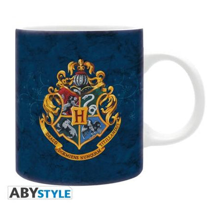Official Hogwarts Mug at the best quality and price at House Of Spells- Fandom Collectable Shop. Get Your Hogwarts Mug now with 15% discount using code FANDOM at Checkout. www.houseofspells.co.uk.