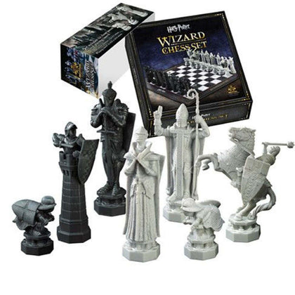 Wizard Chess Set - House Of Spells