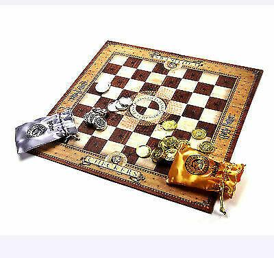 Official Gringotts Checker Set at the best quality and price at House Of Spells- Harry Potter Themed Shop In London. Get Your Gringotts Checker Set now with 15% discount using code FANDOM at Checkout. www.houseofspells.co.uk.