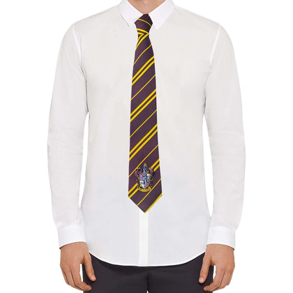 Official Adults Gryffindor Tie - Classic Edition at the best quality and price at House Of Spells- Harry Potter Themed Shop In London. Get Your Adults Gryffindor Tie - Classic Edition now with 15% discount using code FANDOM at Checkout. www.houseofspells.co.uk.