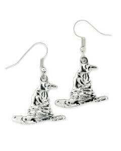 Harry Potter Sorting Hat Earrings - House Of Spells