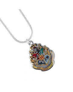 Harry Potter Hogwarts Crest Necklace