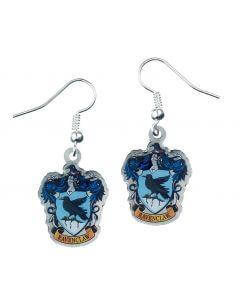 Harry Potter Ravenclaw Crest Earrings - House Of Spells