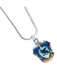 Harry Potter Ravenclaw Crest Necklace - House Of Spells