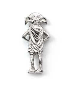 Official Dobby The House Elf Pin Badge at the best quality and price at House Of Spells- Fandom Collectable Shop. Get Your Dobby The House Elf Pin Badge now with 15% discount using code FANDOM at Checkout. www.houseofspells.co.uk.
