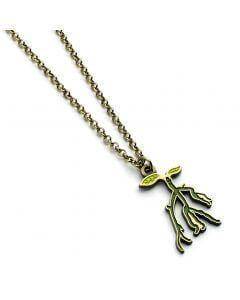 Official Bowtruckle Necklace at the best quality and price at House Of Spells- Harry Potter Themed Shop In London. Get Your Bowtruckle Necklace now with 15% discount using code FANDOM at Checkout. www.houseofspells.co.uk.