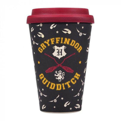 Official QUIDDITCH TRAVEL MUG at the best quality and price at House Of Spells- Fandom Collectable Shop. Get Your QUIDDITCH TRAVEL MUG now with 15% discount using code FANDOM at Checkout. www.houseofspells.co.uk.