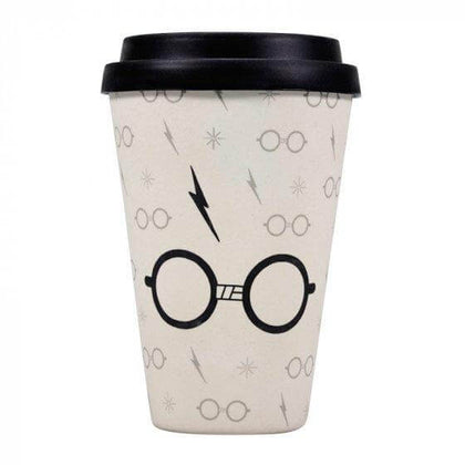 Official Harry Potter Bamboo Travel Mug at the best quality and price at House Of Spells- Fandom Collectable Shop. Get Your Harry Potter Bamboo Travel Mug now with 15% discount using code FANDOM at Checkout. www.houseofspells.co.uk.
