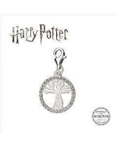 Swarovski® Crystals Whomping Willow Clip OnCharm
