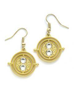 Harry Potter Fixed Time Turner Earrings