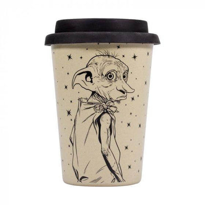 Official Dobby Huskup Travel Mug at the best quality and price at House Of Spells- Fandom Collectable Shop. Get Your Dobby Huskup Travel Mug now with 15% discount using code FANDOM at Checkout. www.houseofspells.co.uk.