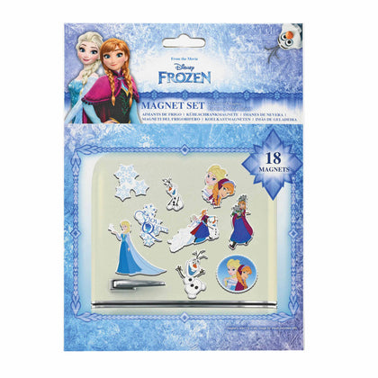Official Frozen Magnet Set at the best quality and price at House Of Spells- Harry Potter Themed Shop In London. Get Your Frozen Magnet Set now with 15% discount using code FANDOM at Checkout. www.houseofspells.co.uk.