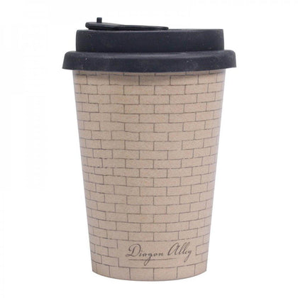 Official Diagon Alley Huskup Travel Mug at the best quality and price at House Of Spells- Fandom Collectable Shop. Get Your Diagon Alley Huskup Travel Mug now with 15% discount using code FANDOM at Checkout. www.houseofspells.co.uk.