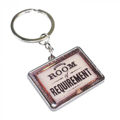 Official HARRY POTTER (ROOM REQUIREMENT) METAL KEYRING at the best quality and price at House Of Spells- Harry Potter Themed Shop In London. Get Your HARRY POTTER (ROOM REQUIREMENT) METAL KEYRING now with 15% discount using code FANDOM at Checkout. www.houseofspells.co.uk.