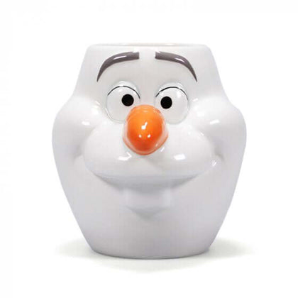 Olaf Mini Mug at the best quality and price at House Of Spells- Fandom Collectable Shop. Get Your Olaf Mini Mug now with a 15% discount using code FANDOM at Checkout. www.houseofspells.co.uk.