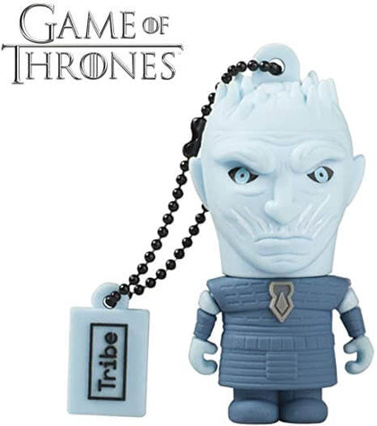 Official Night King Figure Pendrive 16GB at the best quality and price at House Of Spells- Fandom Collectable Shop. Get Your Night King Figure Pendrive 16GB now with 15% discount using code FANDOM at Checkout. www.houseofspells.co.uk.
