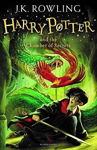 HP The Chamber Of Secrets Children PB