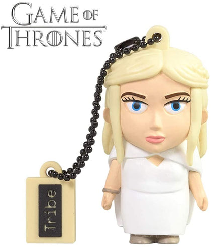 Official Daenerys Targaryen Figure Pendrive 16GB at the best quality and price at House Of Spells- Fandom Collectable Shop. Get Your Daenerys Targaryen Figure Pendrive 16GB now with 15% discount using code FANDOM at Checkout. www.houseofspells.co.uk.