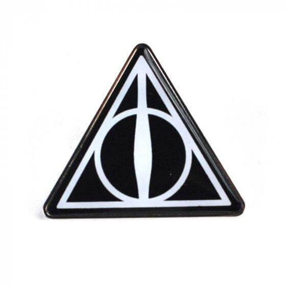 Harry Potter (DEATHLY HALLOWS) Pin Badge Enamel