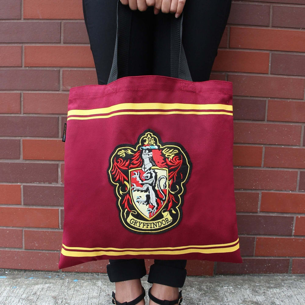 Gryffindor Tote Bag - House Of Spells- Harry Potter Themed Shop In London