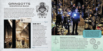 Official Diagon Alley: A Movie Scrapbook at the best quality and price at House Of Spells- Fandom Collectable Shop. Get Your Diagon Alley: A Movie Scrapbook now with 15% discount using code FANDOM at Checkout. www.houseofspells.co.uk.