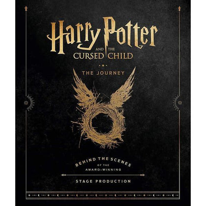 Official Harry Potter and the Cursed Child: The Journey at the best quality and price at House Of Spells- Fandom Collectable Shop. Get Your Harry Potter and the Cursed Child: The Journey now with 15% discount using code FANDOM at Checkout. www.houseofspells.co.uk.
