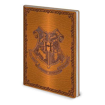 Official Harry Potter Hogwarts Flexi-Cover A5 Notebook at the best quality and price at House Of Spells- Harry Potter Themed Shop In London. Get Your Harry Potter Hogwarts Flexi-Cover A5 Notebook now with 15% discount using code FANDOM at Checkout. www.houseofspells.co.uk.