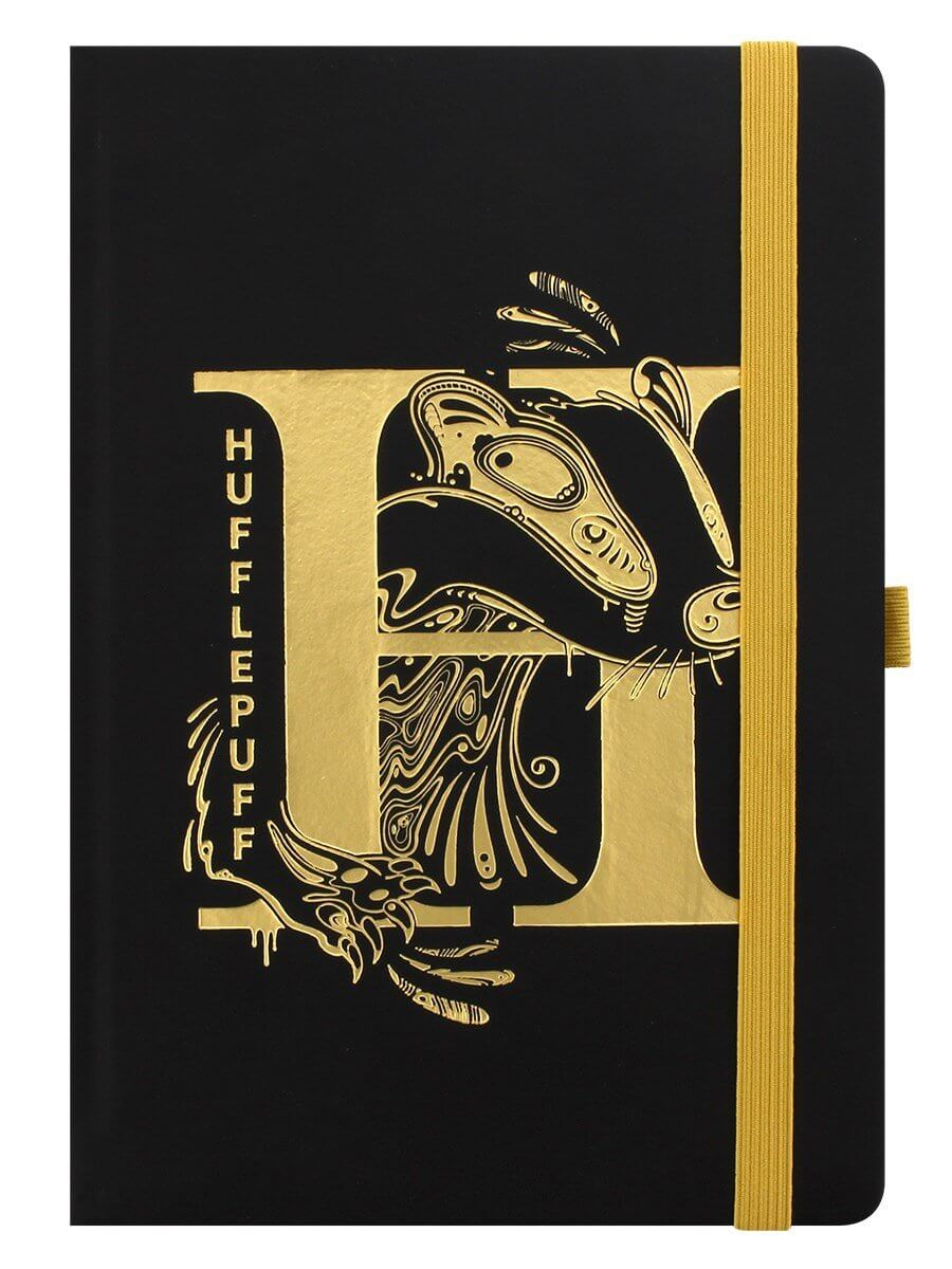 HP Hufflepuff A5 Notebook