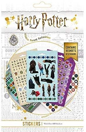 Official Harry Potter 800 Sticker Set at the best quality and price at House Of Spells- Fandom Collectable Shop. Get Your Harry Potter 800 Sticker Set now with 15% discount using code FANDOM at Checkout. www.houseofspells.co.uk.