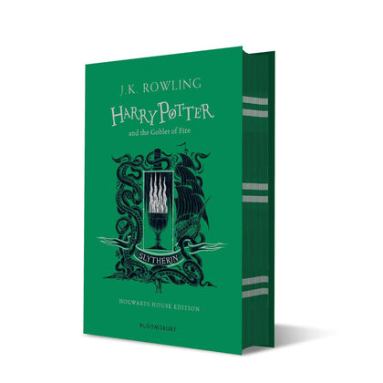 Harry Potter and The Goblet of Fire Slytherin Edition Hardback