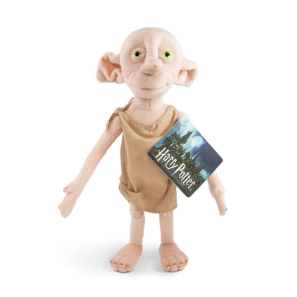 Official Dobby Plush at the best quality and price at House Of Spells- Harry Potter Themed Shop In London. Get Your Dobby Plush now with 15% discount using code FANDOM at Checkout. www.houseofspells.co.uk.