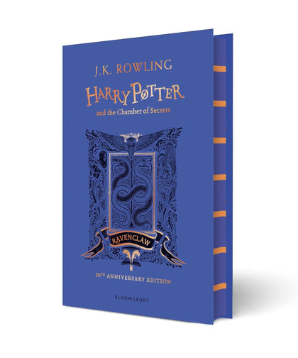 HP The Chamber Of Secrets (Ravenclaw ED HB)