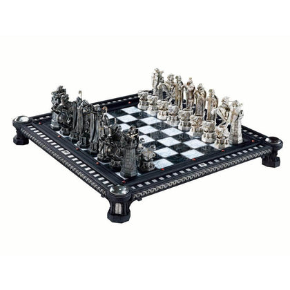 Official Final Challenge Chess Set at the best quality and price at House Of Spells- Harry Potter Themed Shop In London. Get Your Final Challenge Chess Set now with 15% discount using code FANDOM at Checkout. www.houseofspells.co.uk.