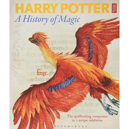 Official Harry Potter- A History of Magic Exhibition Book at the best quality and price at House Of Spells- Fandom Collectable Shop. Get Your Harry Potter- A History of Magic Exhibition Book now with 15% discount using code FANDOM at Checkout. www.houseofspells.co.uk.
