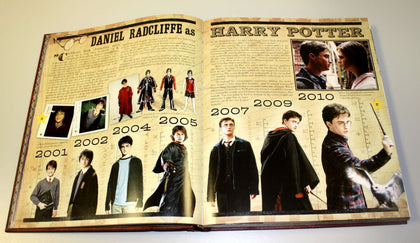 Official Harry Potter Film Wizardry (Revised and expanded) at the best quality and price at House Of Spells- Fandom Collectable Shop. Get Your Harry Potter Film Wizardry (Revised and expanded) now with 15% discount using code FANDOM at Checkout. www.houseofspells.co.uk.