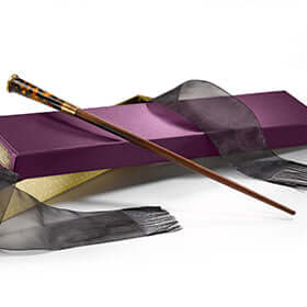 Theseus Scamander - Wand In Collector Box - House Of Spells